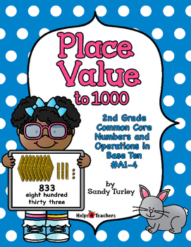 CCSS.2.NBT: Place Value to 1000