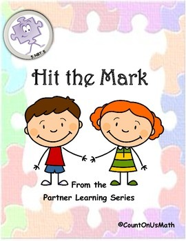 CCSS 5.NBT.5 Hit the Mark Multiplication Game