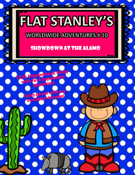 CCSS Aligned: Flat Stanley's Worldwide Adventures #10 30 P