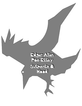 Edgar Allan Poe-Suspense and Mood-NO PREP CCSS Aligned Inf