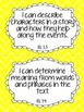 CCSS Aligned Reading Goals Clip Chart {Grade 3}