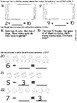 CCSS First Grade Math Prerequisite or End of Year Kinderga