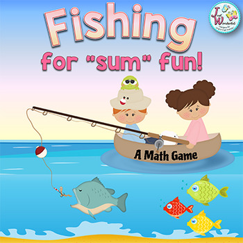 Addition - Math Centers and Games