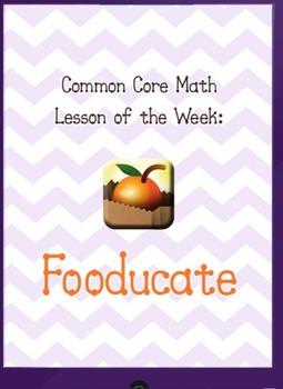 Common Core Math meets iPad app Fooducate