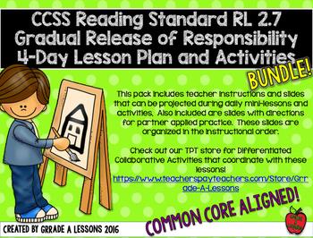 Illustrations in Texts RL2.7 GRR Mini-Lessons & Collaborat