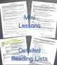CCSS Reading: Literature and Informational Texts Resource