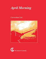 April Morning Lesson Plans