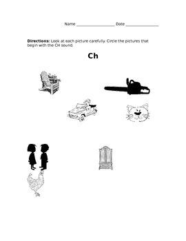 CH Sounds