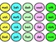 CH, TH & SH Ending Digraph Word Study Sort and Activities