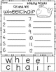 CH and WH Hands-on Spelling and Phonics