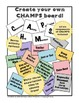 CHAMPS Behavior Management Activities and Transitions Tiles
