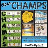 CHAMPS Behavior Classroom Management