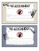 CHAMPS No Assignment Form Grunge/ Rocker
