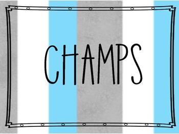 CHAMPS heading