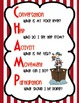 CHAMPS poster with Student questions - Red & Black or Pirate