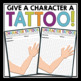 CHARACTER ASSIGNMENT: TATTOO A CHARACTER