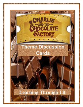 Roald Dahl CHARLIE AND THE CHOCOLATE FACTORY - THEME Discu