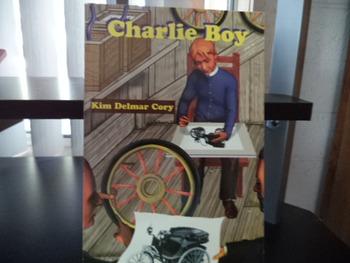 CHARLIE BOY     ISBN 0-88092-496-9