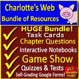 Charlotte's Web Unit Novel Study