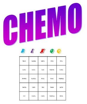 CHEMO Bingo