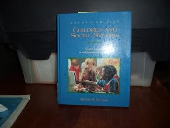 CHILDREN AND SOCIAL STUDIES  ISBN0-15-507266-8