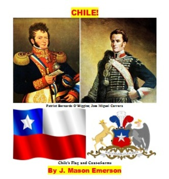 CHILE (FUN, COMMON CORE, 83 PAGES)