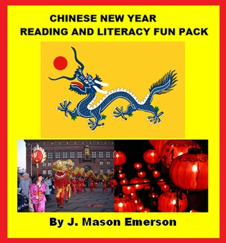 CHINESE NEW YEAR READING AND LITERACY FUN PACK