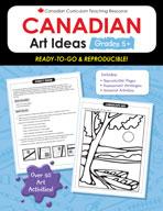 Canadian Art Ideas 5+