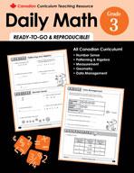 Canadian Daily Math Grade 3