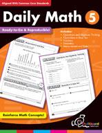 Daily Math Grade 5 (USA Version)