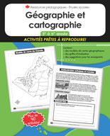 Geographie et Cartographie 3-5