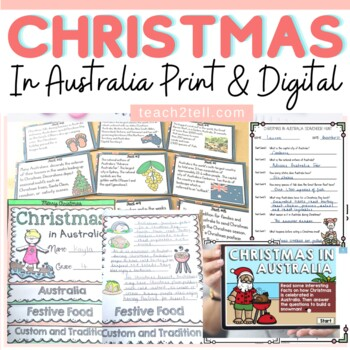 CHRISTMAS: CHRISTMAS AROUND THE WORLD {AUSTRALIA}