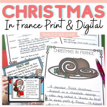 CHRISTMAS: CHRISTMAS AROUND THE WORLD {FRANCE}