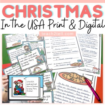 CHRISTMAS: CHRISTMAS AROUND THE WORLD {THE U.S.A.}