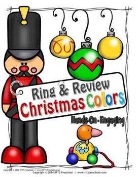 CHRISTMAS COLORS (RING & REVIEW)