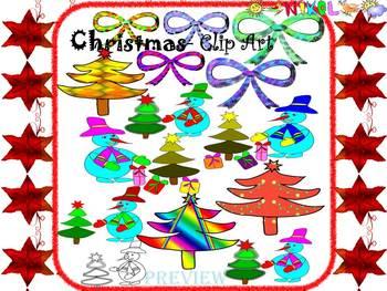 Winter - Bulletin board - Clip Art