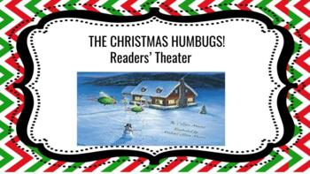 CHRISTMAS HUMBUG READERS' THEATER ACTIVITY PACKET ( FOR PU