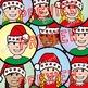 CHRISTMAS KIDS CLIPART: CHRISTMAS CLIPART KIDS: SANTA HAT