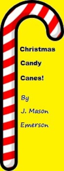 CHRISTMAS CANDY CANES! (SOME SPANISH READER; FUN ACTIVITIE