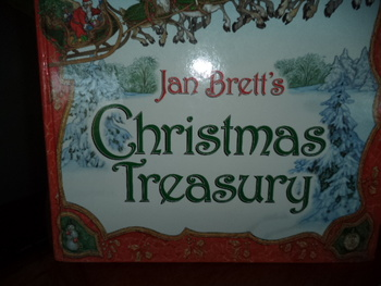 CHRISTMAS TREASURY    ISBN 0-399-23648-1