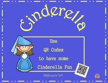 CINDERELLA FUN w/ QR CODES & LINKS (FACT OR FICTION)
