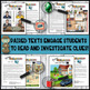 Inference Mystery- Analyze Multiple Texts- Eight Picture M
