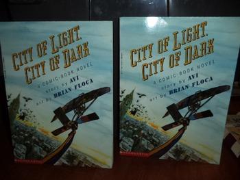 CITY OF LIGHT  CITY OF DARK   (SET OF 2)