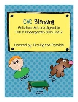 CKLA CVC Blending