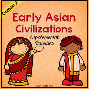 CKLA Early Asian Civilizations Supplemental Activities
