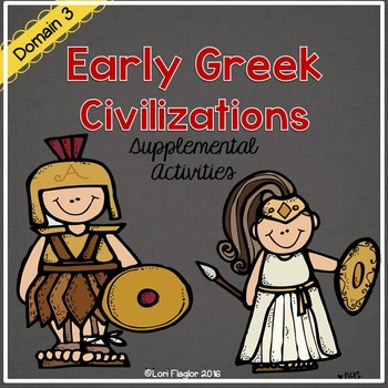 CKLA Early Greek Civilizations Supplemental Activities