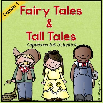 CKLA Fairy Tales and Tall Tales Supplemental Activities