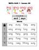 CKLA First Grade Skills Unit 1 Lesson 22 - Leveled Decodin