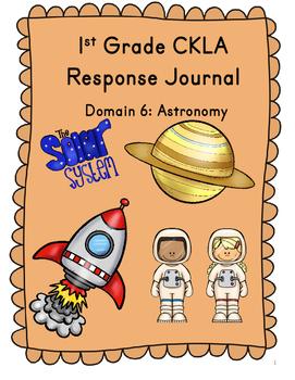 CKLA  Grade 1 Domain 6 Reading Response Journal