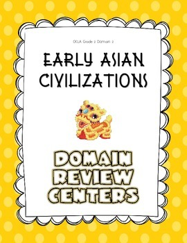 CKLA Grade 2 Domain 2 Early Asian Civilization Domain Revi